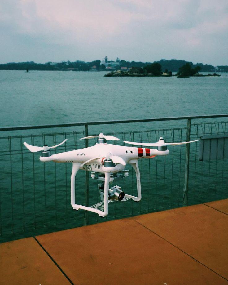 #Dronie Dji phantom 3 standard