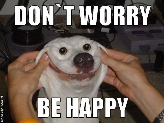 awesome Don't Worry, Be Happy - HFT Is Over, Dead, It's Done