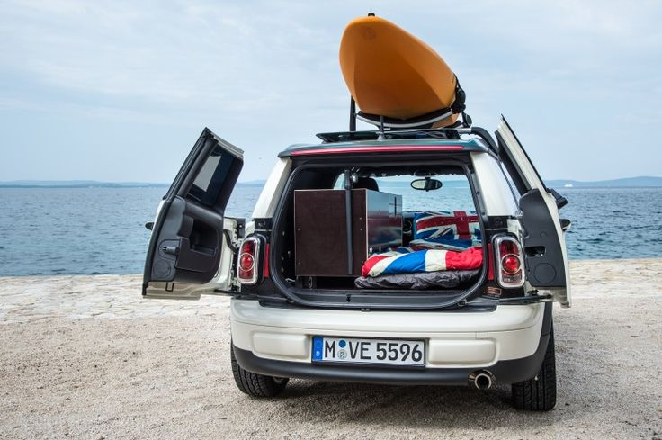 Described by the company as 'arguably the world's smallest luxury camper van,' the Clubvan...