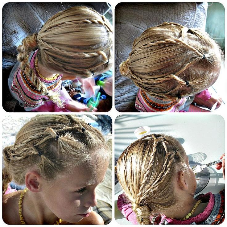 coiffure du jour