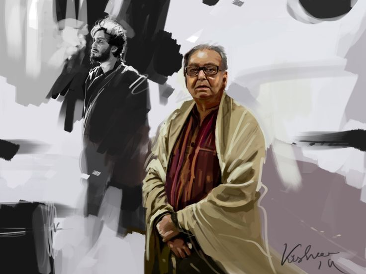 soumitra chatterjee great actor of Bengal
