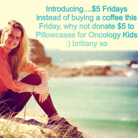 We have started the first of our $5 Friday initiatives, so why not jump on board. For details head over to our Facebook page