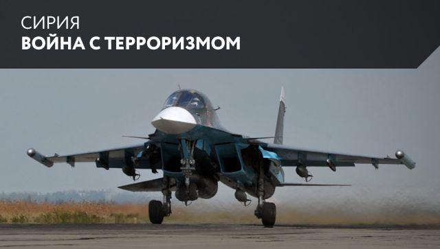 Не допустить захват Пальмиры: российская авиация ударила по террористам ИГ | РИА…