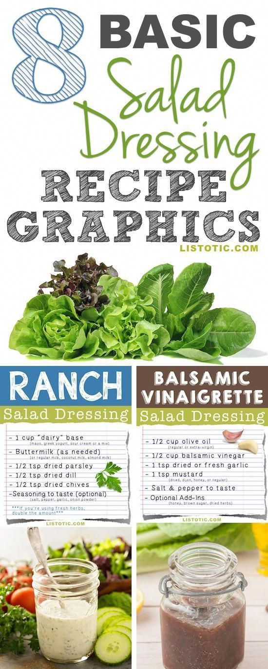 easy homemade salad dressing recipes and ideas healthy and so much rh pinterest com Homemade Salad Dressing Recipe 5 Ingredients or Less Lemon Salad Dressing
