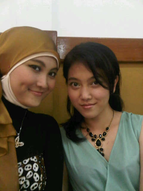 with my old sista'