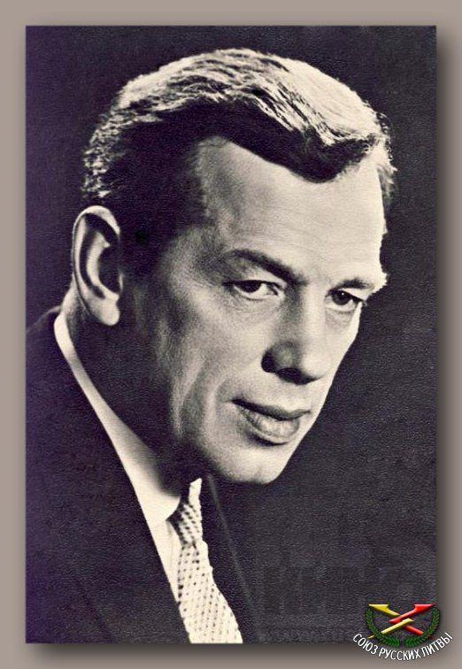 actor ZhZhENOV George Stepanovich (22.03.1915-2005)