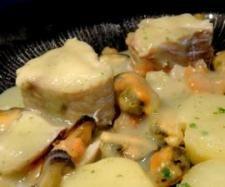 Recette Blanquette de la mer (recette light) par IstresNell - recette de la catégorie Poissons