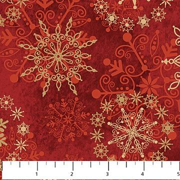 17 Best Images About Christmas Fabric On Pinterest
