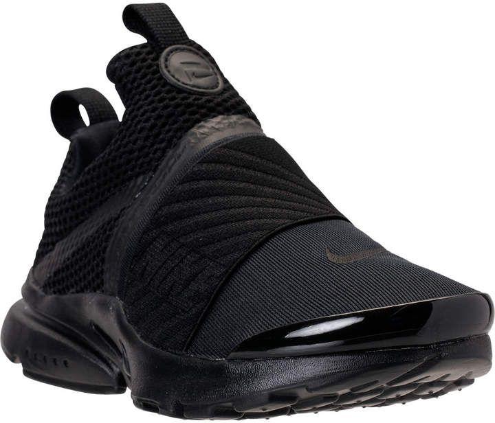 Black nike shoes, Nike presto