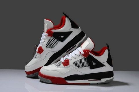 2d00d0a34168 I found  Air Jordan 3 Nike Basketball Sports Shoes For Girls White Black  Red Cheap  on Wish