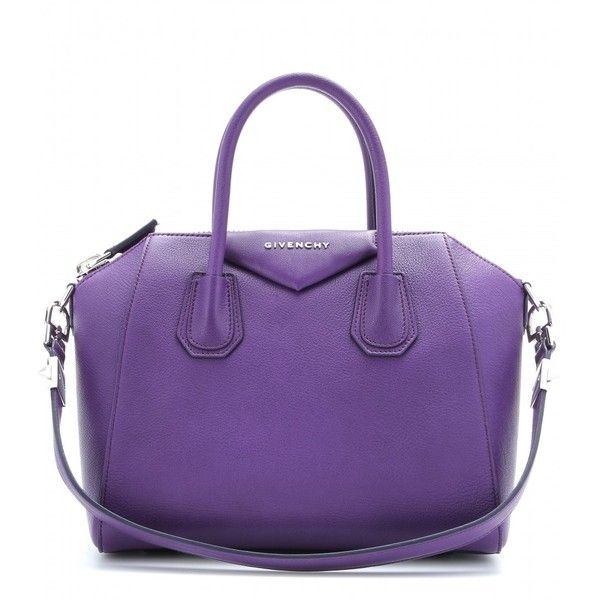 Givenchy Antigona Small Leather Tote found on Polyvore