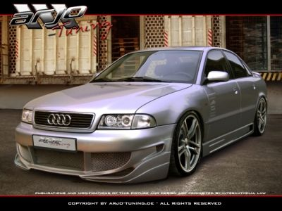 audi a4 tuning for audi a4 1999 2000 avb sports car tuning spare parts whips. Black Bedroom Furniture Sets. Home Design Ideas