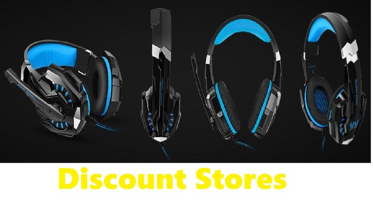 Wired Gaming Headset USB Surround Sound LED Light Microphone Headphones New #GamingHeadset