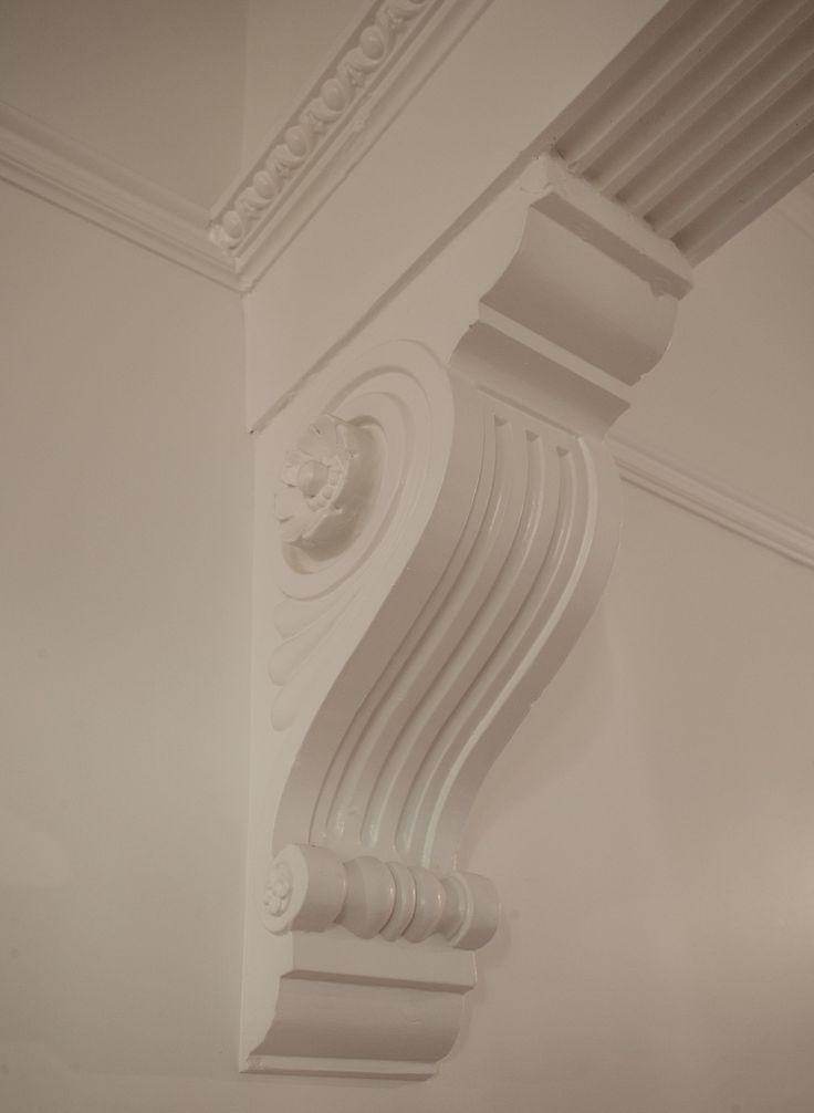 Turn of the century detailing | 1900's Villa renovation | Cambridge, New Zealand