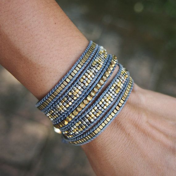 Cord wrap armband