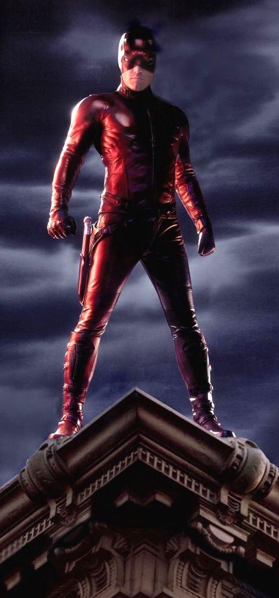 N°10 - Daredevil - 2003 - Ben Affleck as Matt Murdock / Daredevil