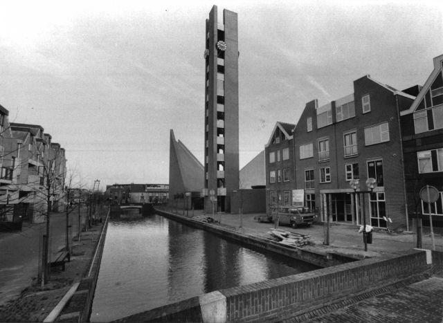 Nostalgische foto's Almere - Serc
