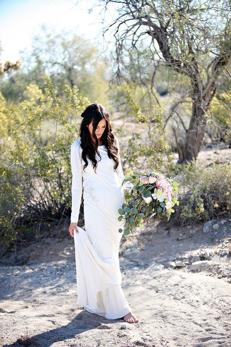 Simple Winter Wedding Dresses754