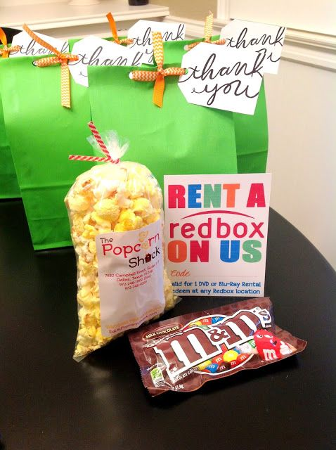 Live and Learn: Random Happy - Gift a Redbox Movie Night