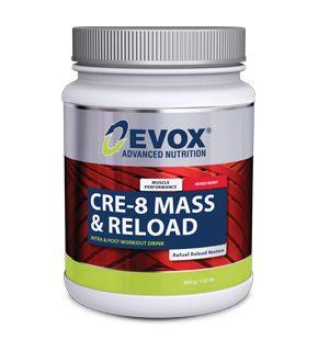 EVOX Cre-8 Mass & Reload 840g