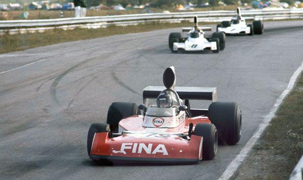 Koinigg in the Canadian Grand Prix