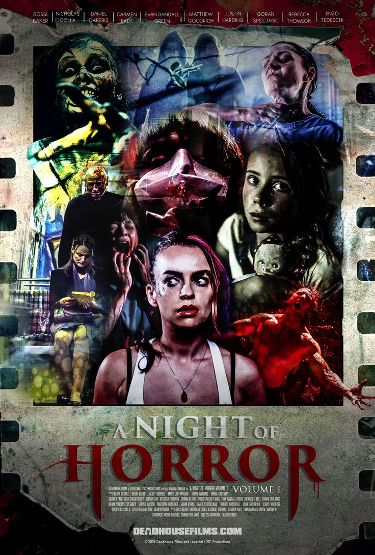 A Night of Horror Volume One Anthology Trailer