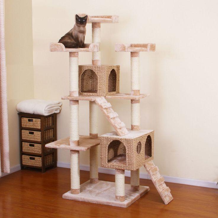 131 Best Cat Furniture Images On Pinterest Cat Furniture