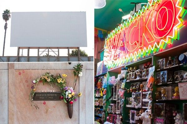 32 Rad Under-The-Radar L.A. Spots You've Got To Visit #refinery29  http://www.refinery29.com/hidden-spots-la#slide-5  Photos (clockwise from left): Vineland Drive-In Movie Theater; Wacko Soap Plant; Marilyn Monroe's Resting Place; Photographed by Molly CrannaVineland Drive-In Theater Hollywood Forever has closed its cinematic gates for the season, and this is actually a grand alternative you may remember even when it's back in action! Seven days a ...