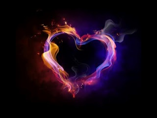 With hearts on fire...