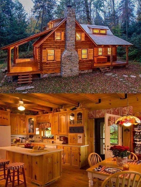 Beautiful Log Homes Cabins And Cottages Log Cabin Homes