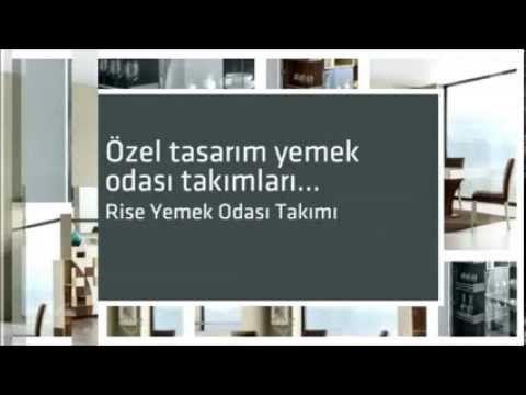 Rise Modern Yemek Odası mobilyam.com.tr - #mobilya #furniture #rise #modern #yemek #odası #dinner #design #dekorasyon