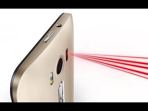 SPESIFIKASI SERTA HARGA SMARTPHONE ASUS ZENFONE 2 LASER ZE601KL | RIDWAN GADGET