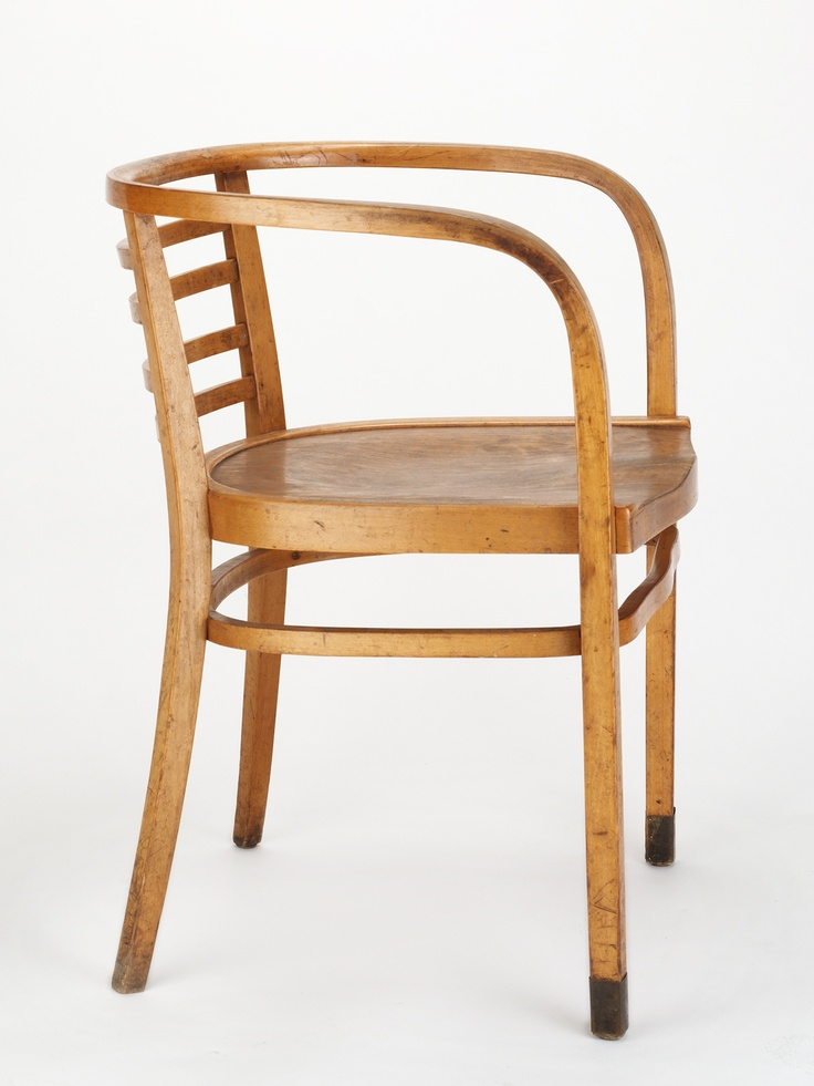 Otto Wagner, Fauteuil (1904/1906)