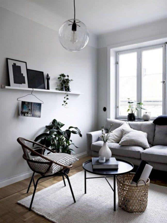 40 Cozy Small Living Room Decor Ideas For Your Apartment Oturma