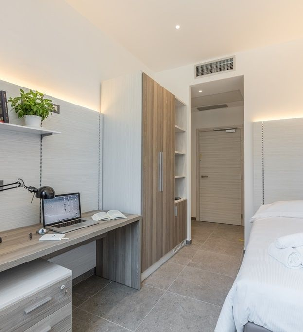 Take a look inside Camplus' Palermo hotel