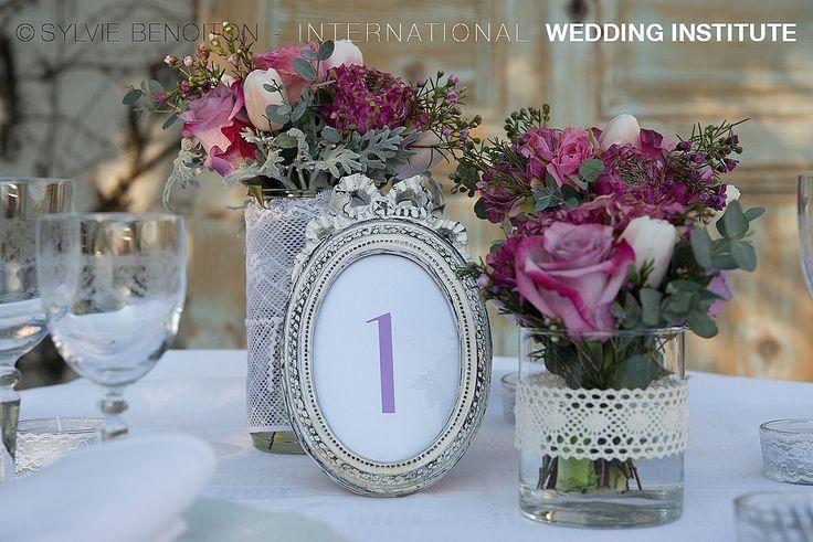 Vintage & Poetic Wedding - Mariage Vintage & Poétique | International Wedding Institute