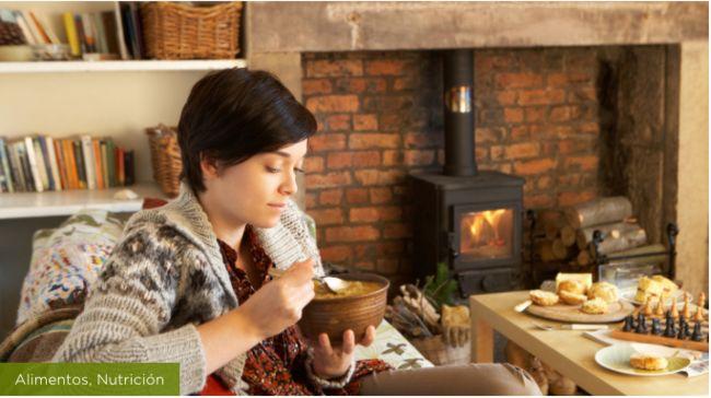 Guía de alimentación para cuidarnos en invierno