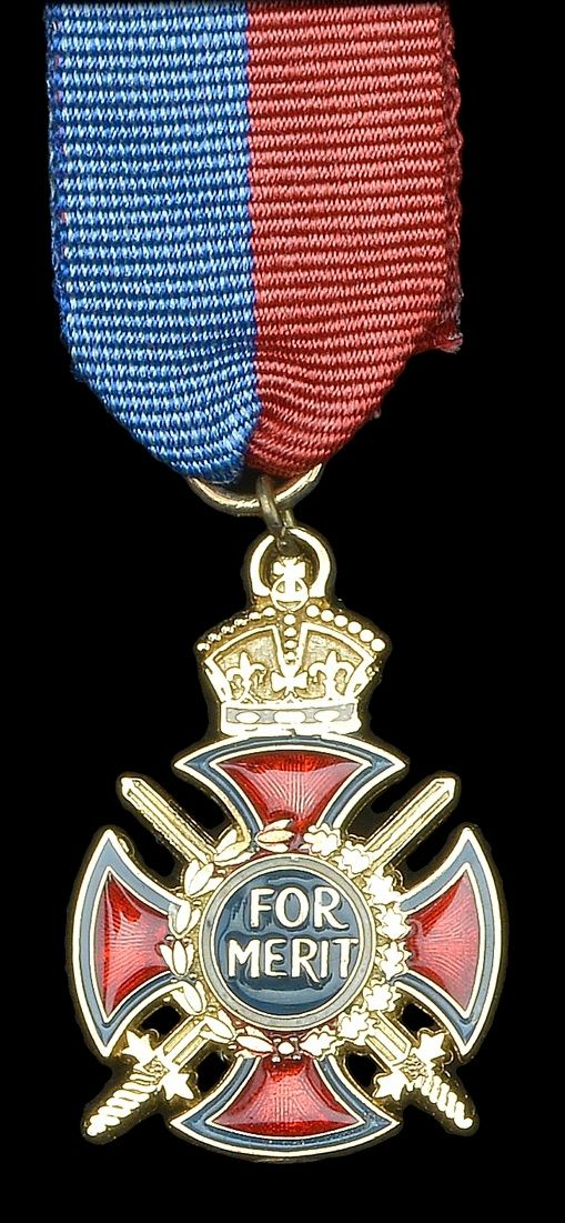 Order of Merit (Military Division) - Miniature