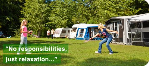 Camping Duinrell - a family campsite with endless possibilities