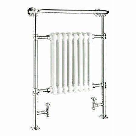 Victoria Traditional Bathroom Heated Towel Rail Radiator | Tap Warehouse