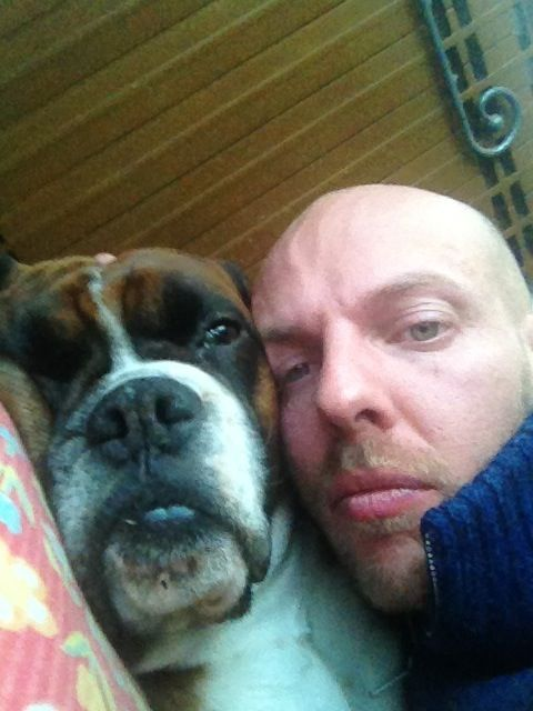 Ulisse - Boxer life - my family