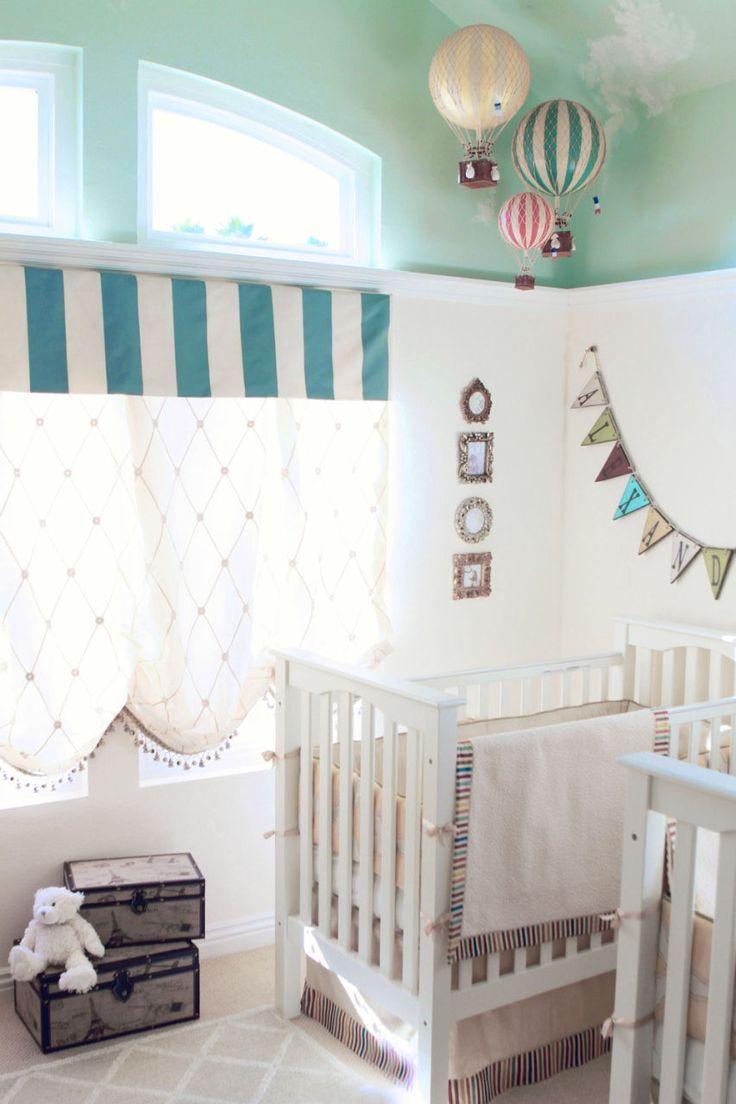 #Inspiratie: #Babykamers met een #vintage #look