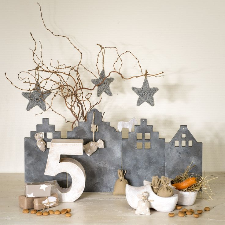 Leuke Sinterklaas decoratie