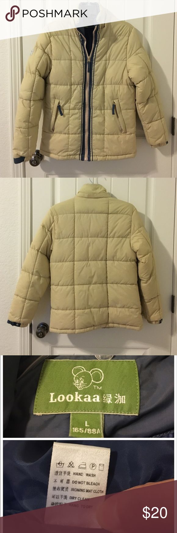 💃Down Jacket Sale🙋 Used. In good condition. Very warm. Minor tint can be seen in the last picture. Jackets & Coats
