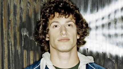 Andy Samberg. The Lonely Island isn't so lonely anymore.