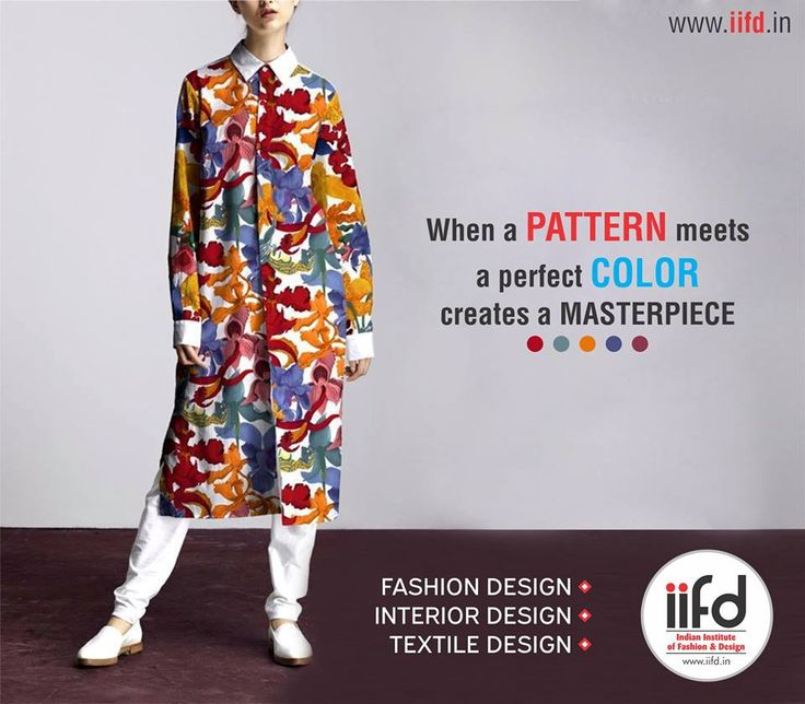 When a Pattern meets a perfect Color, creates a Masterpiece.  Admission open for Fashion, Interior & Textile designing courses.  Get more info @ http://www.iifd.in or http://www.iifd.in/diploma-in-fashion-designing/  For more assistance contact @ 9041766699  #iifd #best #fashion #designing #institute #chandigarh #mohali #punjab #design #admission #india #fashioncourse #himachal #InteriorDesigning #msc #creative #haryana #textiledesigning