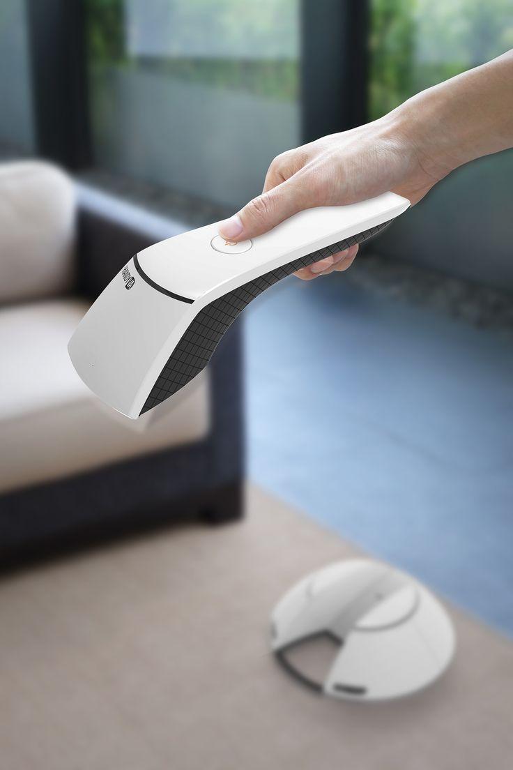 robot handy convertible vacuum cleaner conceptreddot idea if design winner
