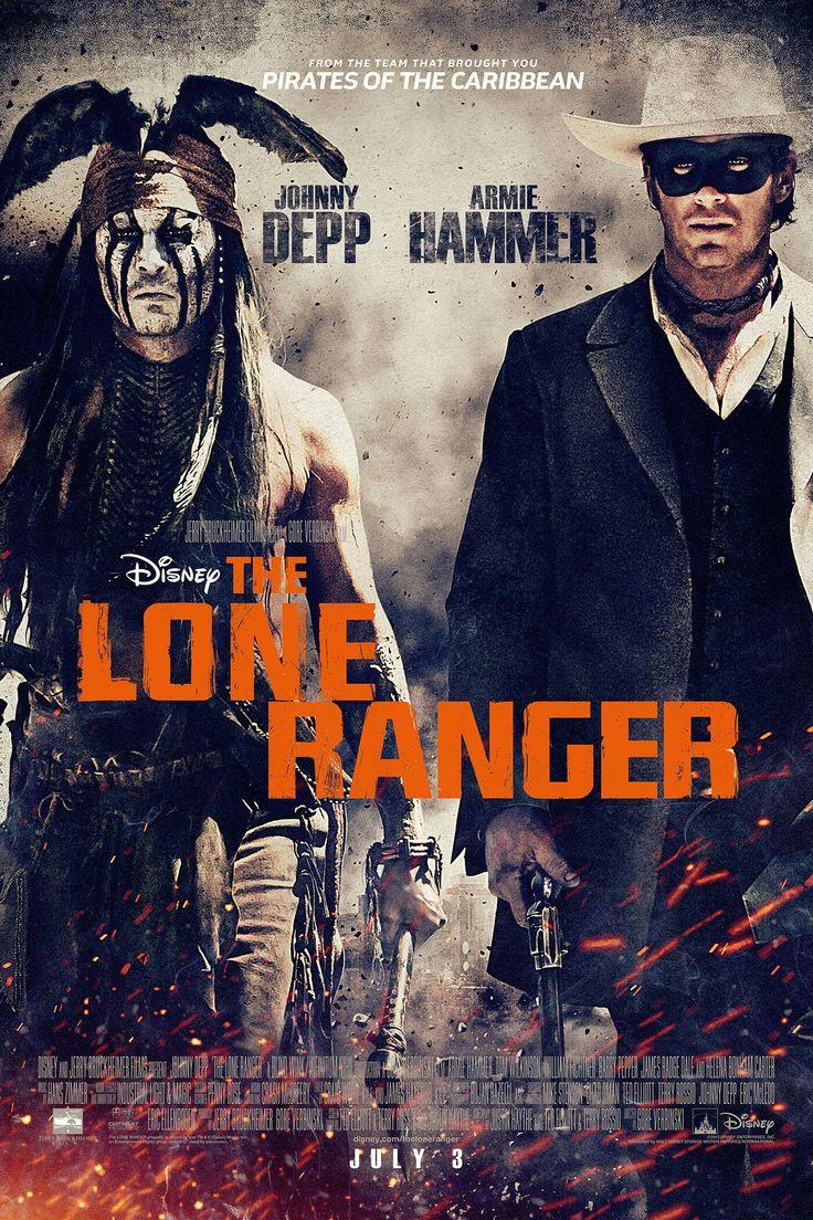 2013 - El llanero solitario (The Lone Ranger) - Gore Verbinski