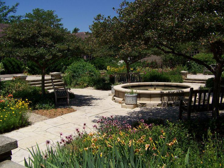 Botanical Gardens Wichita Aas Display Garden Botanica