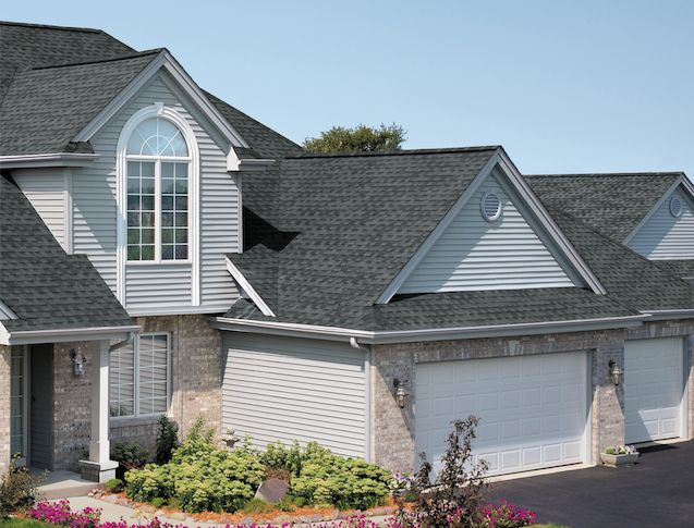 Best Gaf Natural Shadow Roofing Shingles In Pewter Is A Great Option For Your Roof Replacement With 400 x 300